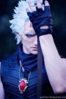 Vergil - Devil May Cry 3 ( Close Up ) by LeonChiroCosplayArt