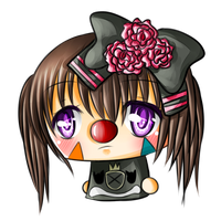 silly chibi :D by chocomax