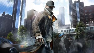 Aiden Pearce Watch Dogs by OrochimaruXDD