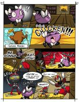 Mission 7: Of Knights and Pawns - Page 10 by CrimsonAngelofShadow
