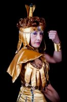 Sailor Galaxia cosplay by Integra-cosplay