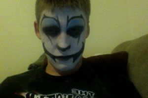 Juggalo Face Paint 2 by monkeythe13th
