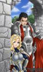 League of Legends - Lux and Darius by zeth3047