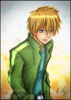 Usui by Frostbite194