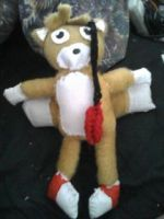 Tails Doll by melodiavalentine