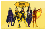 My DC Universe - Batgirl Inc. Redesigned by Femmes-Fatales