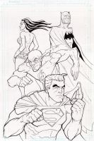 Jla by JordanMichaelJohnson