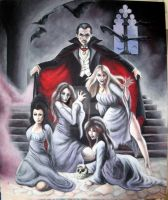 Dracula by Deathpippa