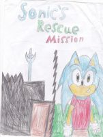 Sonic's Rescue Mission - Cover by DuskTheFlarehog