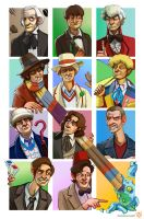 doctor who? by Buuya