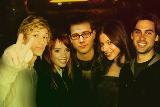 The Mortal Instruments Cast 2 by bluesthour
