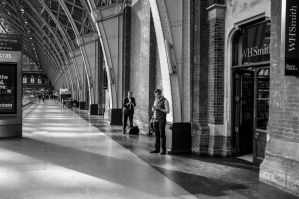 St Pancras Arches by daliscar