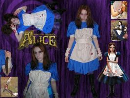 1st Alice Cosplay by carrousel