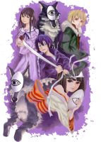 Noragami by dawn-alexis
