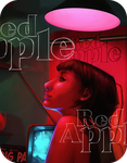 Red Apple by dominicali