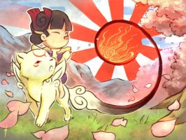 Okamiden Capcom-Unity Entry by Lewmus