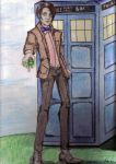 11th Doctor by DidaLee