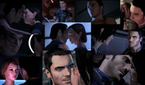 Kaidan and Shepard - Meant for Each Other by ShadowcatPrime