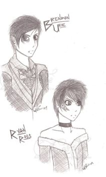Brendon And Ryan By Camatie by Sit-Back-Relax