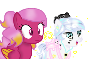 Collab ~ What's that? by Blumydia