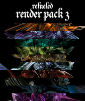 Render Pack 3 by refueled