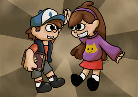 Mystery Twins by PB-Patches