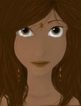 Random Disney-Eyes Girl by BaBaKaNuSh-13