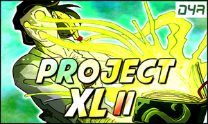 Project XL II by 0-D4R