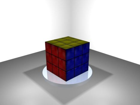Cube by TheBrain12