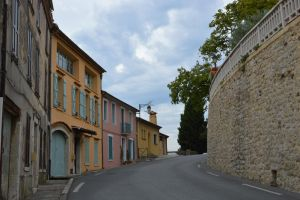 Entrance of MONTAUROUX village by A1Z2E3R