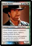 Chuck Norris Card V1 by Dekroth