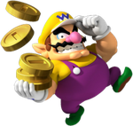 Wario by GoldenGoomba900