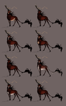Fawn Gene and Variants by Ehetere