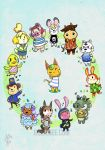 Animal Crossing Zodiac by ditto9