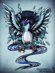 Articuno Commission by RetkiKosmos