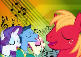 Got The Music in you by Golden-Freddy-1337