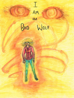 I am the Bad Wolf by KendallNS