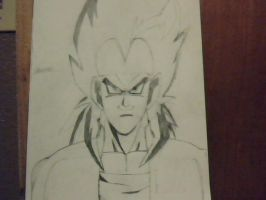 Vegeta in casual clothes 2 by foxtrot20
