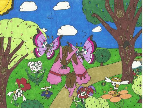 Pokemon Easter by EDSW-Group
