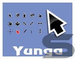Yungas_cursor by tchiro