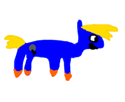 My First Real Drawing by BronyDanceParty