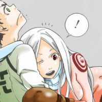 :Color: Ganta and Shiro by lmanamel