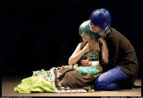 CosPlay: If I didn't have you by linasakura