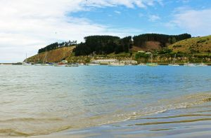 Oamaru Harbour by ARC-Photographic