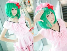 The False Songstress: Ranka Lee by anicegirlxD