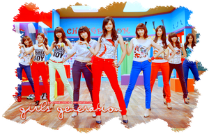 DeviantID ''GIRLS GENERATION'' by imawesome29