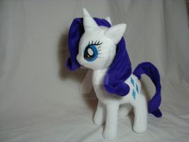 Rarity plush by PlanetPlush