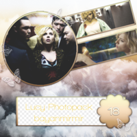 Lucy Photopack by bayanmirmir
