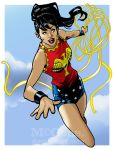 Donna Troy by mcguan