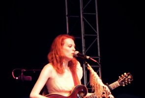 Karen Elson by PeppermintPictures